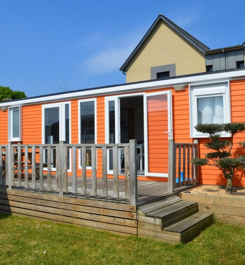 location mobil-home camping St Malo